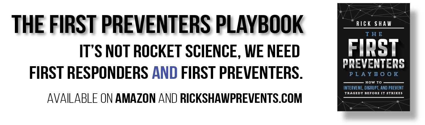 The First Preventers Playbook